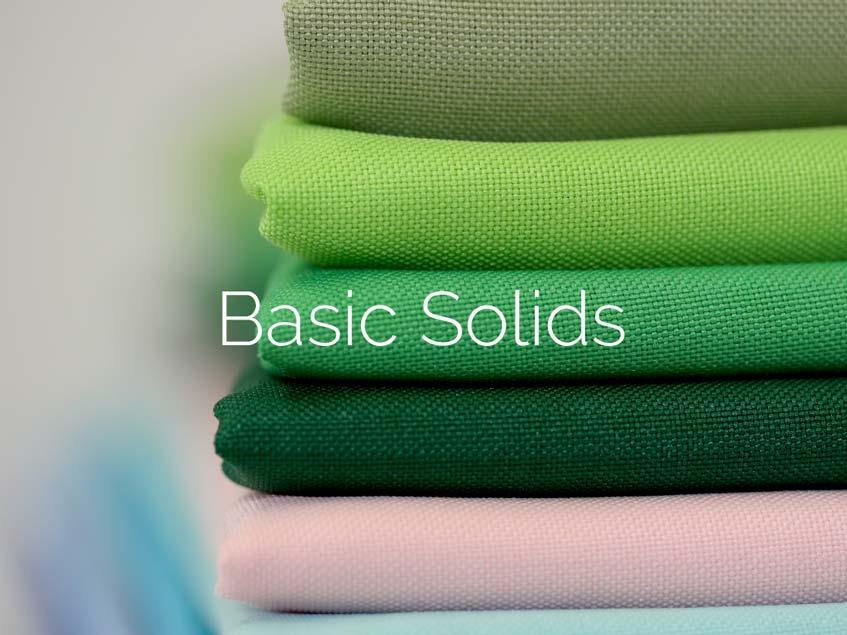 Basic Solids