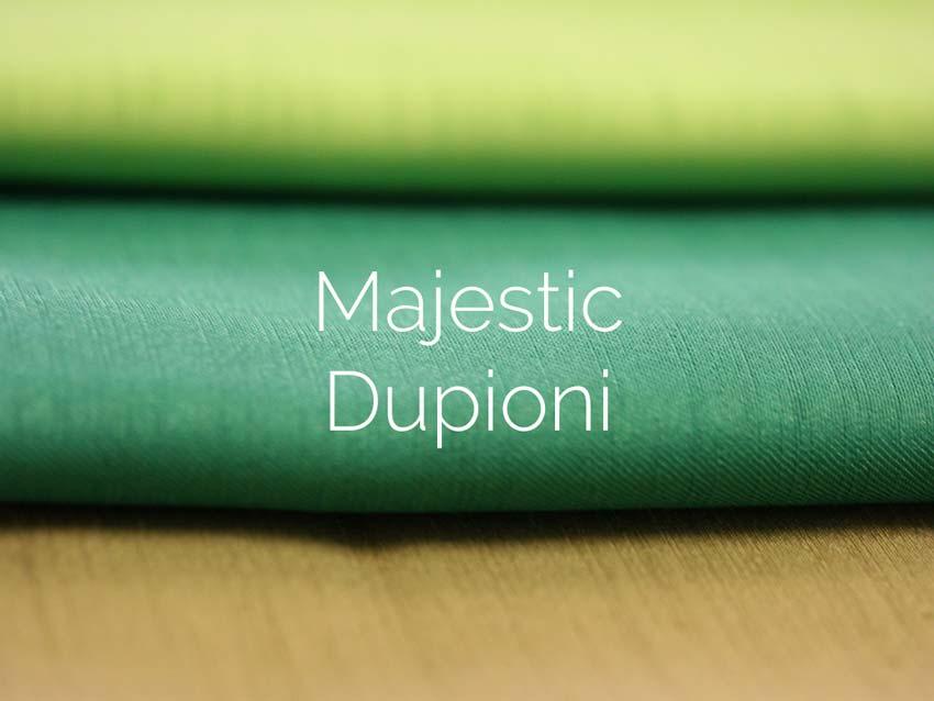 Majestic Dupioni