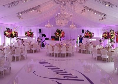 Tent Liner / Tent Draping