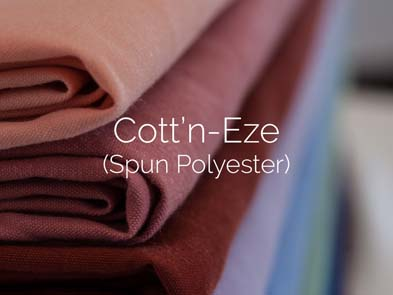 Cott'n-Eze (Spun Polyester)