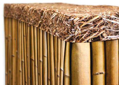 Bamboo Bar - Hay Cap