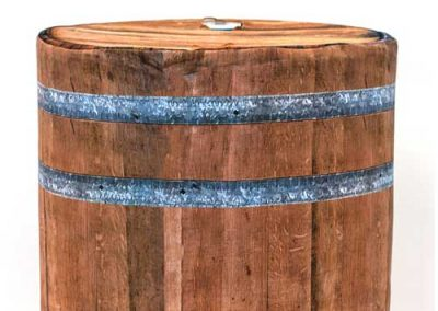 Wine Barrel - Barrel Cover