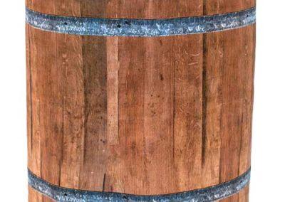 Barrel Cover - Wine Barrel