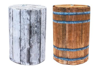 Water Barrel Covers