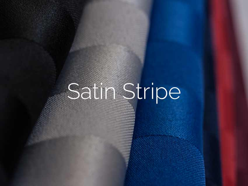Satin Stripe