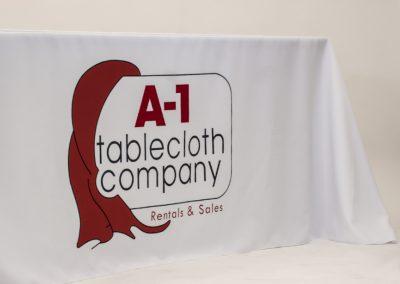 Logo Cloth - Table Throw