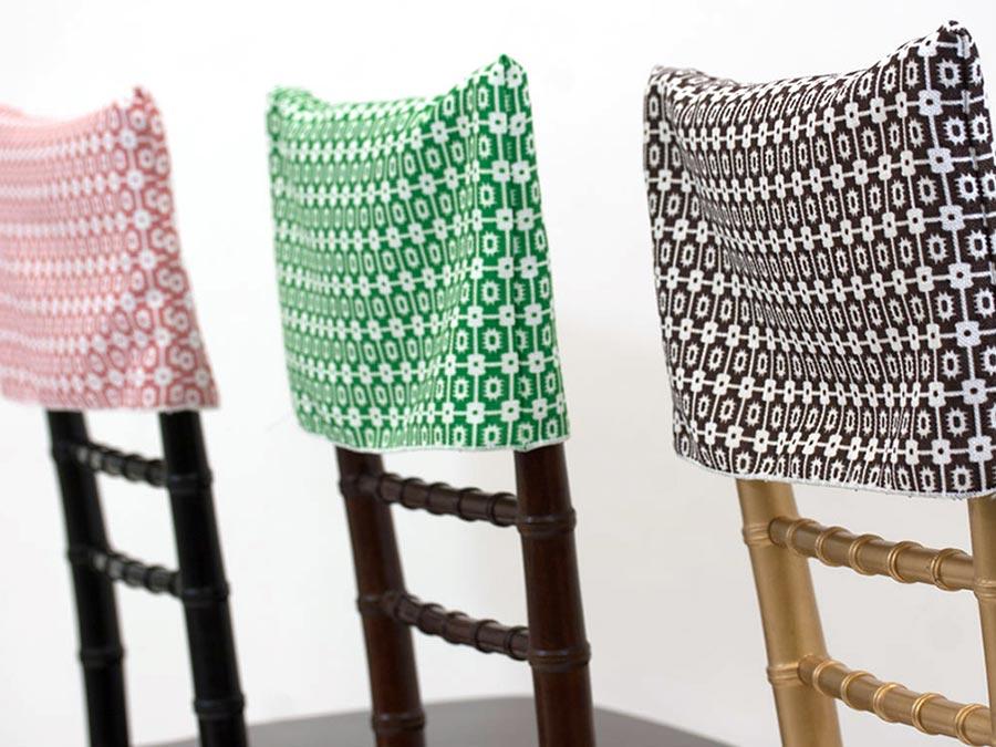 Chair Caps - Santa Fe