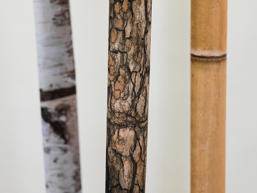 Pole Cover - Oak
