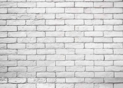Backdrop - White Brick