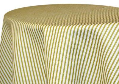 Morgan Stripe - Mustard