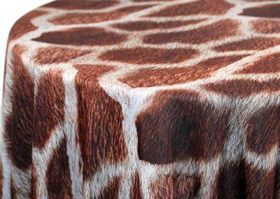 Giraffe - Brown