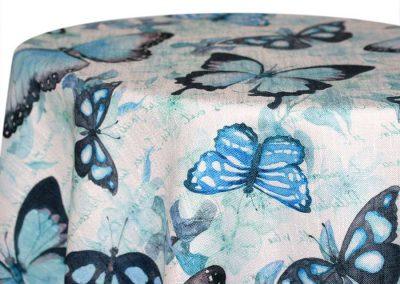 Papillion - Blue