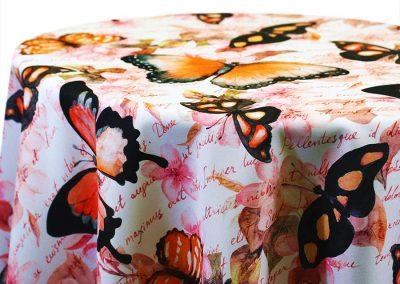 Papillion - Peach
