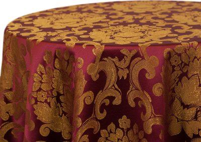 Burgundy / Gold 466